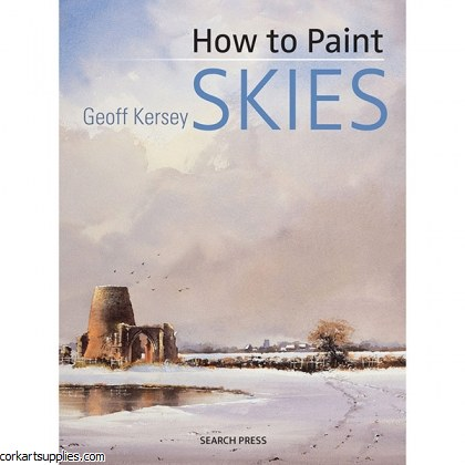 Book How To Paint Skies