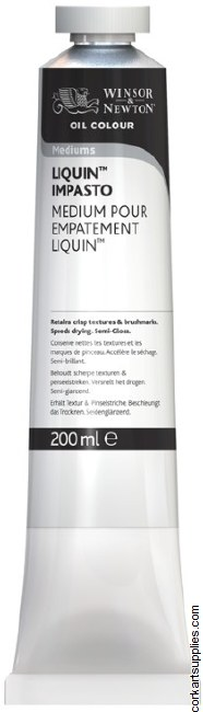 W&N 200ml Liquin Impasto