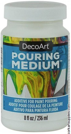 DecoArt Pouring 236ml Medium