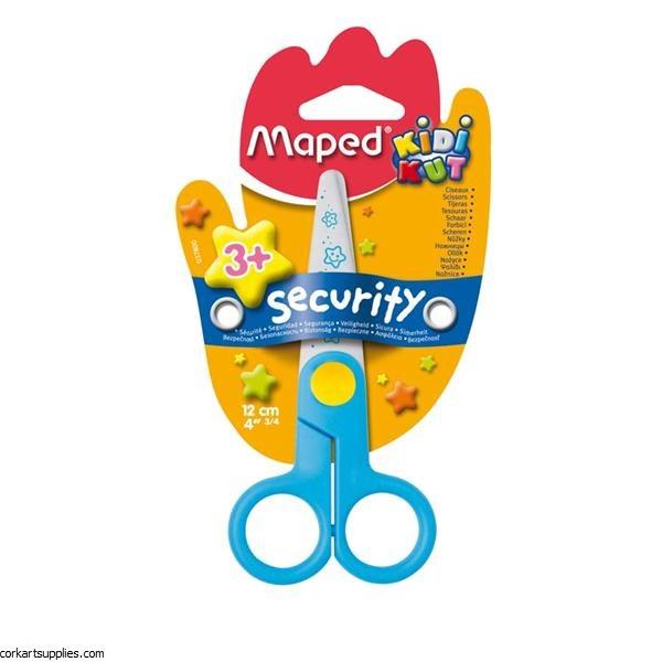 Scissors Kidicut 12cm Saftey