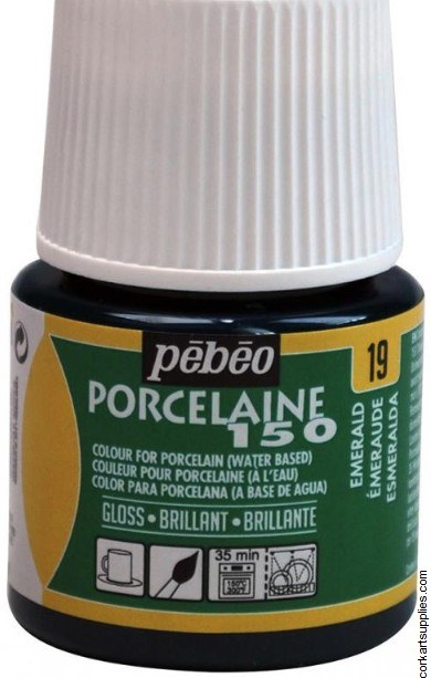 Porcelaine 150 45ml Emerald