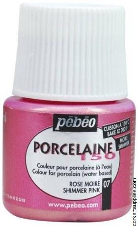 Porcelaine 150 45ml Shimmer Pink