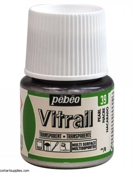 Vitrail 45ml Transparent 39 Pearl