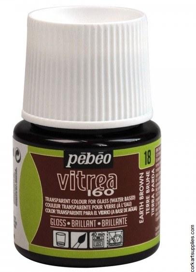 Vitrea 160 45ml Gloss Earth