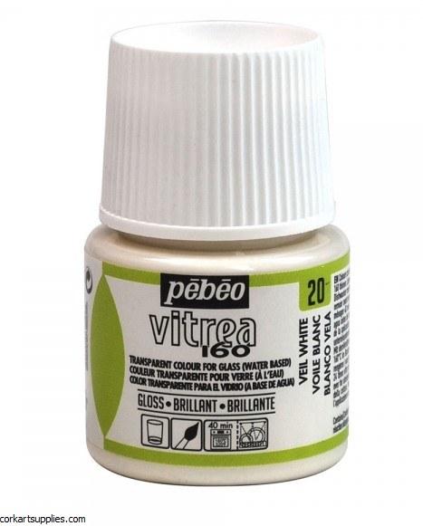 Vitrea 160 Glossy 45 Ml Veil White