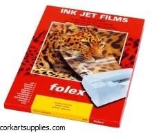 Inkjet Film Folex A4 50pk