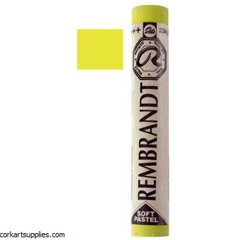 Rembrandt Pastels 205.5 Lemon Yellow