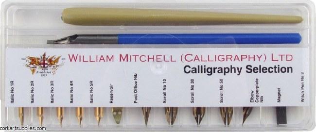 Calligraphy Selection WM 10pk