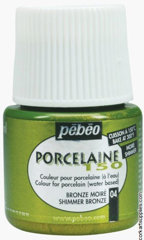 Porcelaine 150 45 Ml Shimmer Bronze
