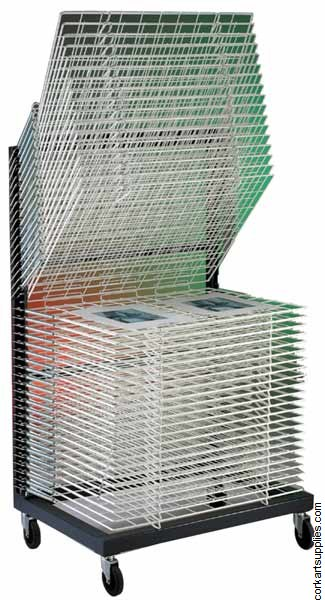 Drying Rack-40 Shelf A2^