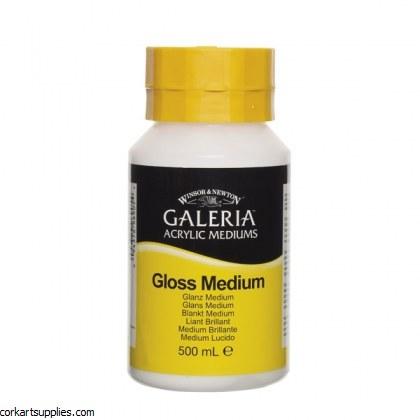Galeria 500ml Gloss Medium