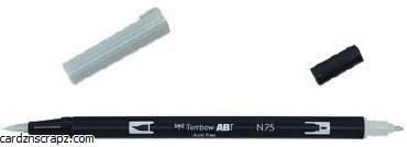 Tombow Brush Pen Cool Grey 3