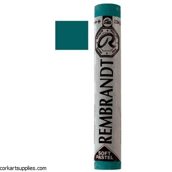 Rembrandt Blue Green Tint 3