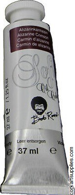 Bob Ross 37ml Soft Alizarine Crimson