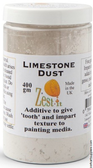 Zest It Dust Limestone 400gm
