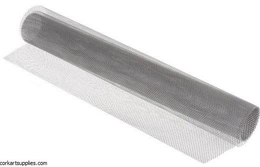 Wire Mesh Roll 40x100cm Fine