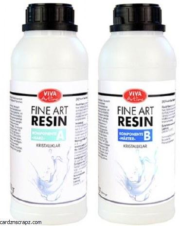 Resin Epoxy Viva A&B 1.5 Litre