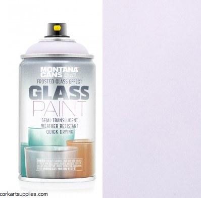 Montana Glass Paint 250ml Rose