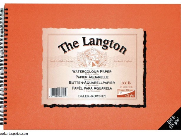 Langton 200lb Spiral 14x10 Not
