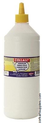 Glue Collall Varnish 1 Litre