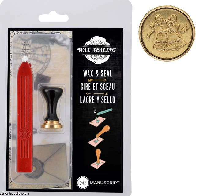 Sealing Wax Set Bells