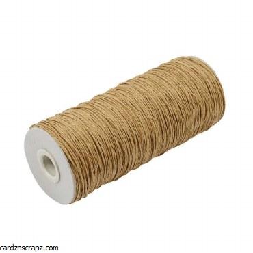 Paper Yarn 1.8mm 470m L/Rust
