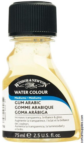 Winsor & Newton 75ml Gum Arabic