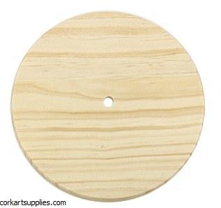 Wood Clock Face Ø8