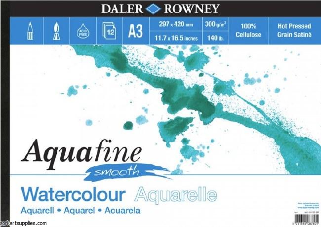 Aquafine W/C Pad HP A3 12S