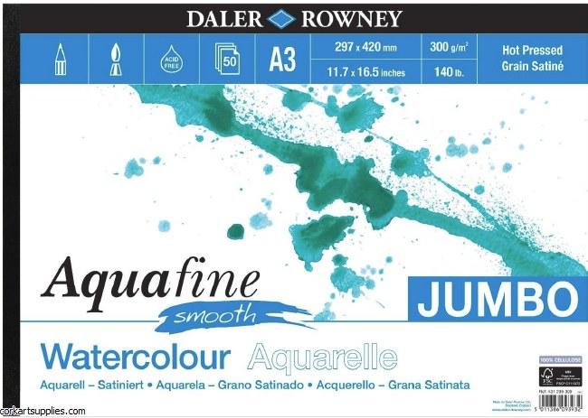 Aquafine W/C Pad HP A3 50s