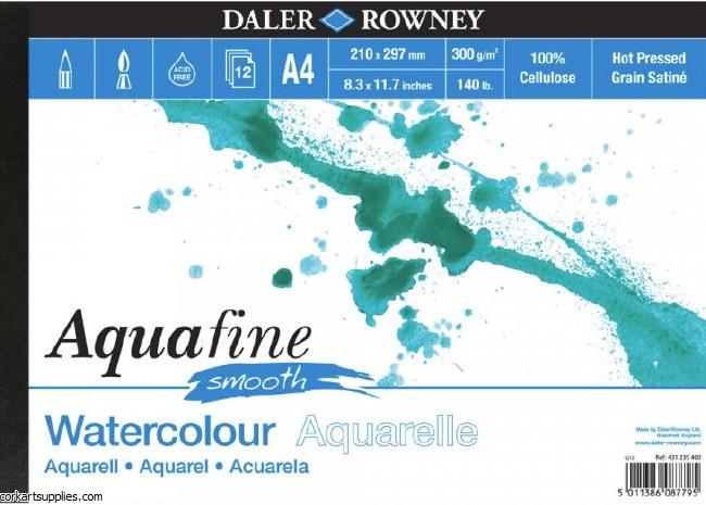 Aquafine W/C Pad HP A4