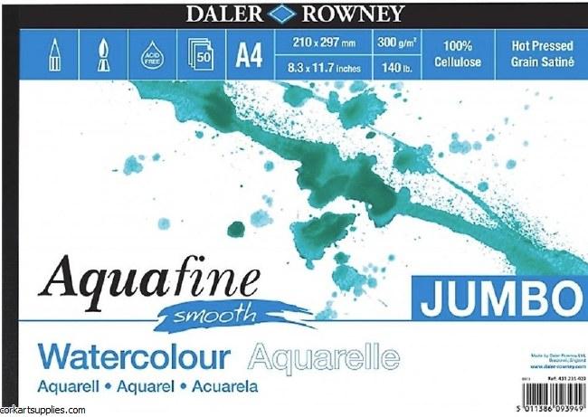 Aquafine W/C Pad HP A4 50s