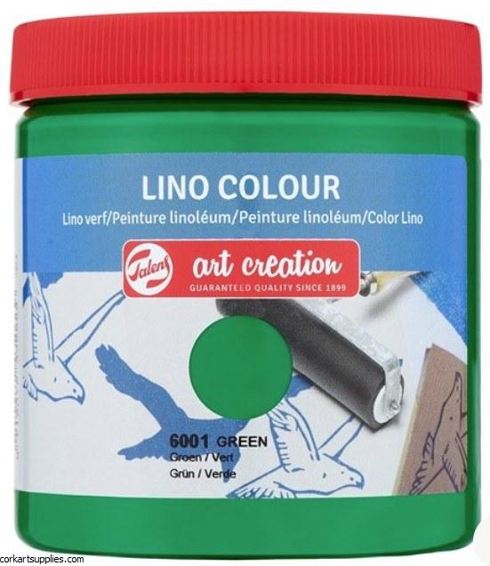 Block Printing Ink 250ml Royal Talens Green