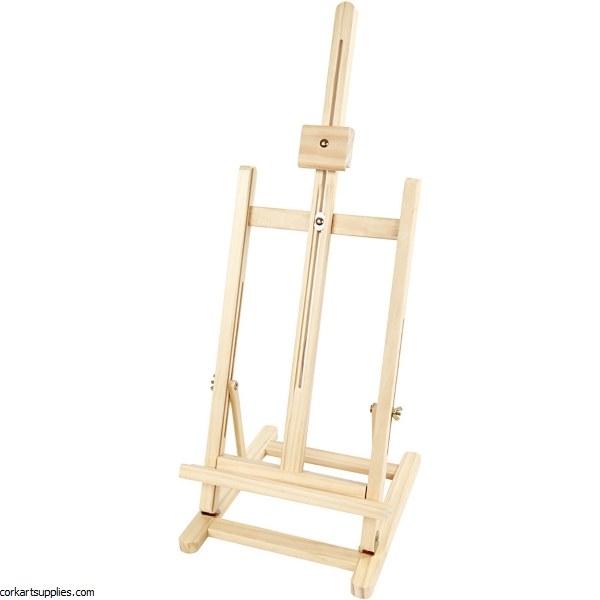 Easel Table H-Frame