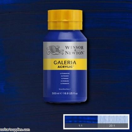 Galeria 500ml Ultramarine