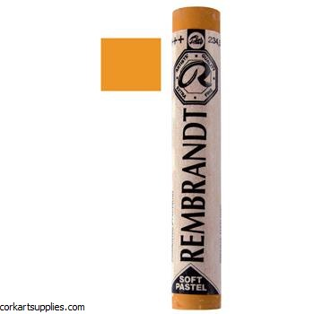 Rembrandt Pastels 236.5 Light Orange