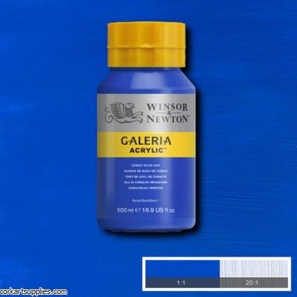 Galeria 500ml Cobalt Blue Hue