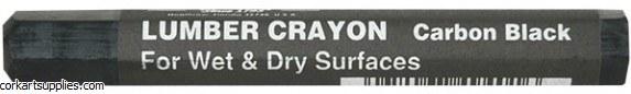 Lumber Crayon Dixon Black