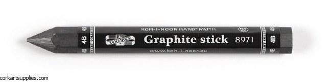 Graphite Crayon Koh-I-Noor 4B