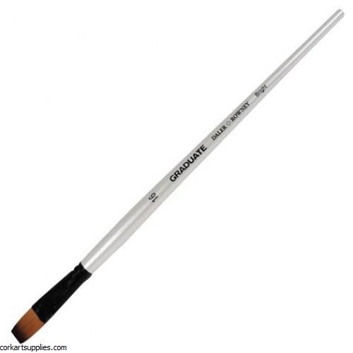 Graduate Brush Syn LH Flat 16