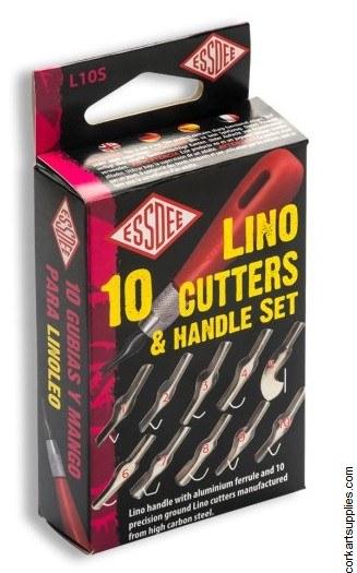 Lino Set 1 To 10 & Handle