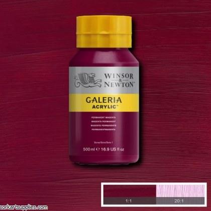 Galeria 500ml Magenta