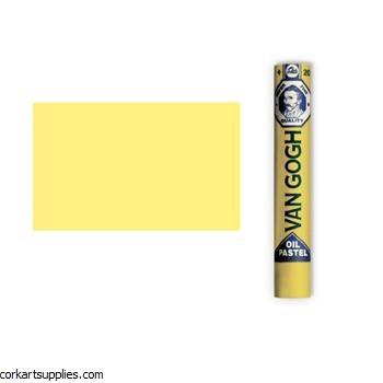 Van Gogh Oil Pastel Light Yellow Tint 5