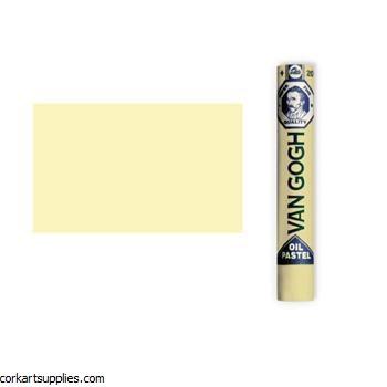 Van Gogh Oil Pastel Green Yellow Tint 9