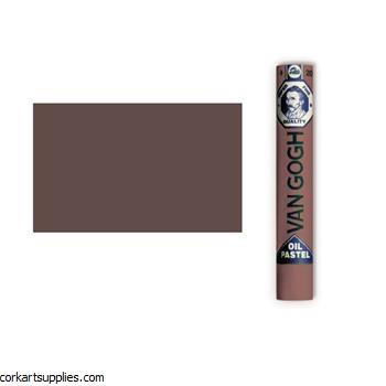 Van Gogh Oil Pastel Vandyke Brown Tint 5