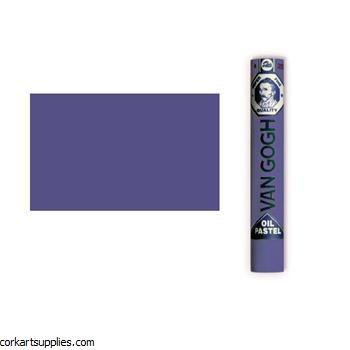 Van Gogh Oil Pastel Blue Violet Tint 5