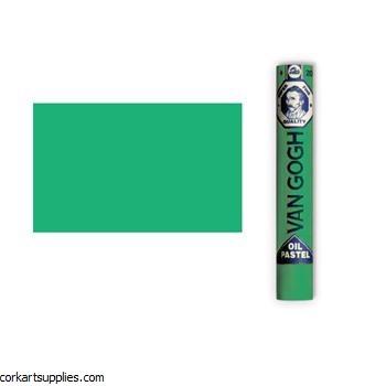 Van Gogh Oil Pastel Green Medium Tint 5