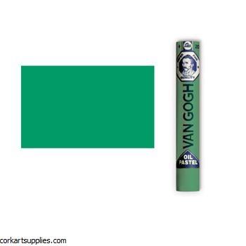 Van Gogh Oil Pastel Phthalo Green Tint 5