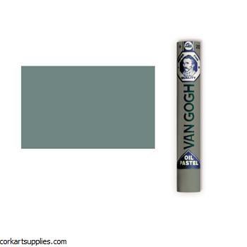 Van Gogh Oil Pastel Green Grey Tint 5