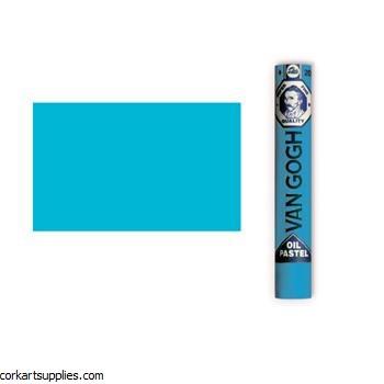 Van Gogh Oil Pastel Cerulean Blue Tint 7